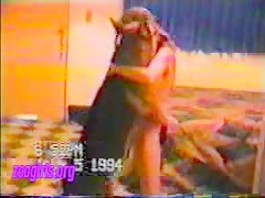 an old video of me when i start play with my dog